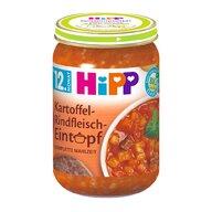 HiPP - Meniu  tocanita cu cartofi si carne de vitel 250 g