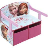 Arditex - Mobilier depozitare jucarii 2 in 1 Disney Frozen, 70x60 cm