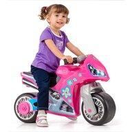 Molto - Motocicleta fara pedale Premium, Roz