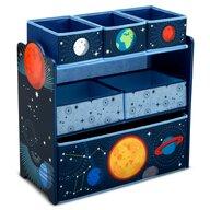 Delta Children - Mobilier depozitare jucarii Organizator Space Adventures din Lemn, 63x30 cm
