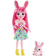 Enchantimals - Set papusa Bree Bunny by Mattel