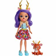 Enchantimals - Set papusa Danessa Deer by Mattel