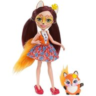 Enchantimals - Set papusa Felicity Fox by Mattel