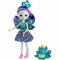 Enchantimals - Set papusa Patter Peacock by Mattel