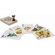 Spin Master - Carti de joc Jumbo Cu figurina in cutie de metal Paw Patrol, Multicolor