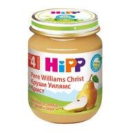 HiPP - Piure Hipp pere Williams 125 gr