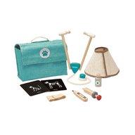 Plan Toys - Joc de rol - Set de doctor veterinar Vet Set