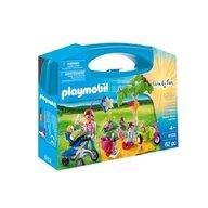 Playmobil - Set portabil Picnic in familie
