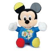 Clementoni - Plus Baby Mickey cu lumini si sunete
