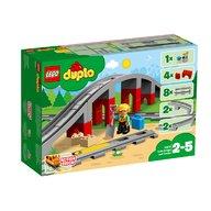 LEGO - Pod si sine de cale ferata