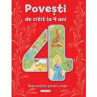 Girasol - Povesti de citit la 4 ani