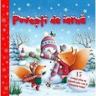 Girasol - Carte cu povesti Povesti de iarna Editia 2