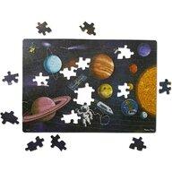 Melissa & Doug - Puzzle educativ Spatiul Puzzle Copii, pcs  100
