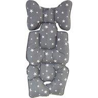 Sevi Baby - Protectie textila pt carucior, scaun, Grey Stars