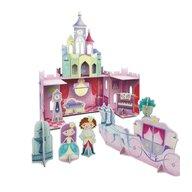 Sassi - Puzzle 3D Castelul printesei Puzzle Copii