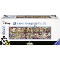 Ravensburger - Puzzle Aniversar Mickey, 40320 piese