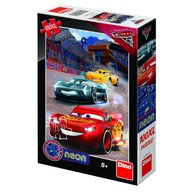 Dino - Toys - Puzzle Cars 3 Neon 100XL