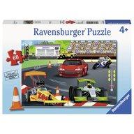 Ravensburger - Puzzle Curse, 60 piese