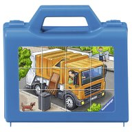 Ravensburger - Puzzle in cutie Vehicule, 12 piese