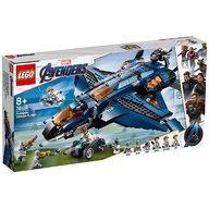 LEGO - Quinjetul suprem al Razbunatorilor