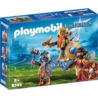 Playmobil - Regele pitic cu gardieni