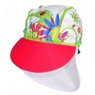 Sapca Flowers 4-8 ani protectie UV Swimpy