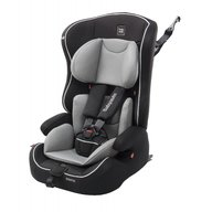 Babyauto - Scaun auto copii Nico Fix, cu Isofix, 9-36 kg, Negru/Gri