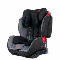 Coletto - Scaun auto Sportivo Spatar reglabil, Pozitie de somn, Protectie laterala, 9-36 Kg, Gri