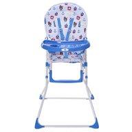 Kidscare - Scaun de masa Bimba, Albastru