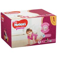 Huggies - Pants D Box (nr 4) Girl 72 buc, 9-14 kg