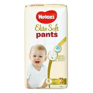 Huggies - Elite Soft Pants L(4) Mega 42 buc, 9-14 kg