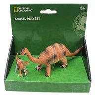 National Geographic - Set 2 figurine, Apatosaurus