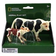 National Geographic - Set 2 figurine, Taur si vitel