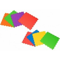 Globo - Covor puzzle Gigant 4 piese din spuma