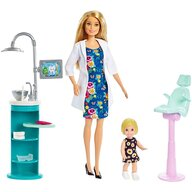 Barbie - Papusa  Dentista by Mattel Careers