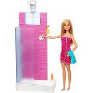Barbie - Papusa  Set cabina dus Cu accesorii by Mattel Estate