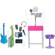 Barbie - Papusa  Set studio muzical GJL67 Cu accesorii by Mattel I can be