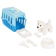 Pilsan - Set de joaca My cute pet Cu cusca, Albastru