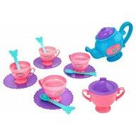 Globo - Set de ceai 14 piese din Plastic