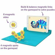 Shifu - Set de constructie Magnetic Plugo Link Bazat pe realitate augmentata