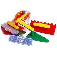 Androni Giocattoli - Set de zidarie pentru copii