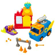 Magicbox Toys - Set de joaca Misiunea 1: Gogoasa vs Croissant Super Zings