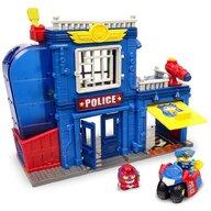 Magicbox Toys - Set de joaca Sectia de politie Super Zings