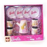 Faro - Set metalic de ceai Barbie