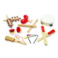 Tidlo - Set muzical 14 instrumente