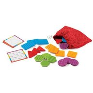 Learning Resources - Set tactil Texturi si forme