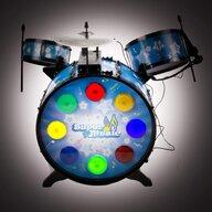 Eddy Toys - Set tobe electronice cu casca