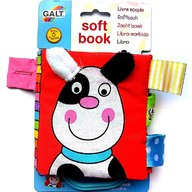 Galt - Carticica moale Soft Book, Pets
