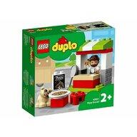 Set de joaca Stand cu pizza LEGO® Duplo, pcs  18