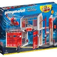 Playmobil - Statie de pompieri